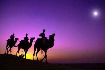 Voyage de Noces au Rajasthan