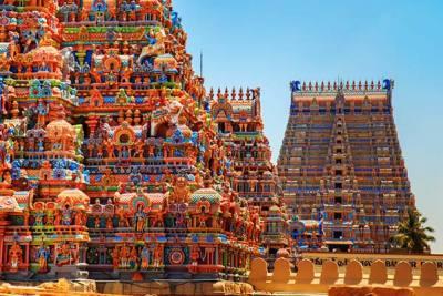 Divinités et temples hindous